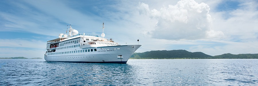 Crystal Cruises – All inclusive
