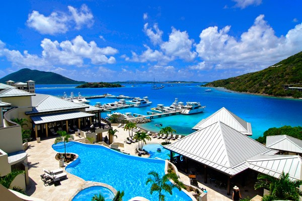 British Virgin Islands, SCRUB Island