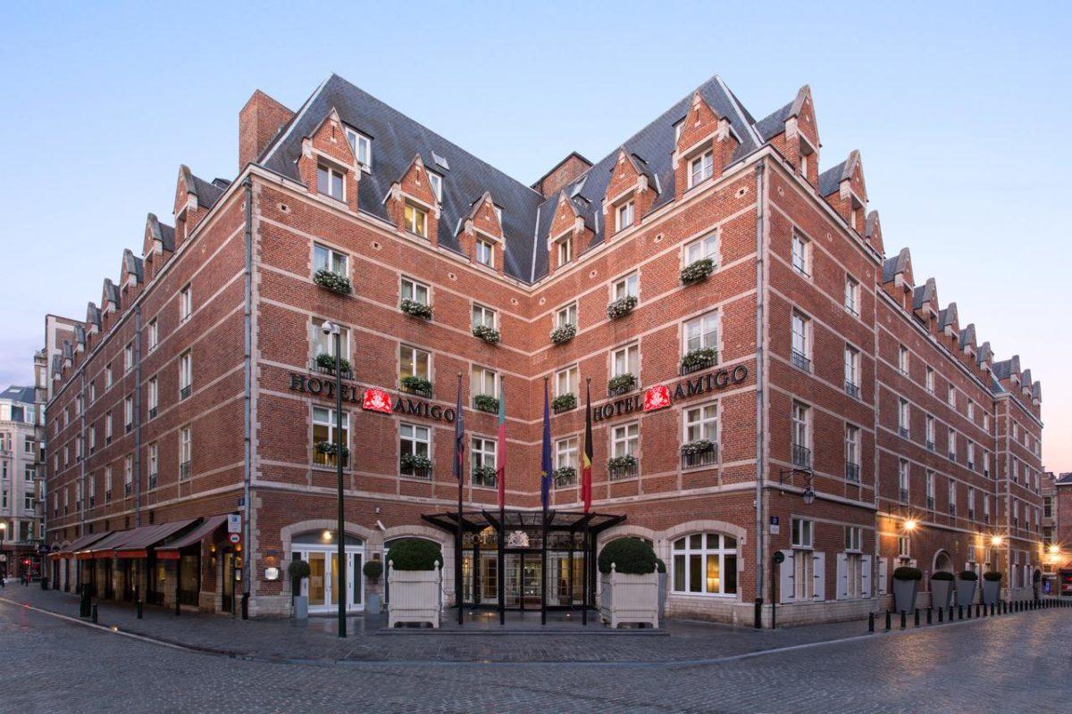 Amigo Hotel Brussels Belgium