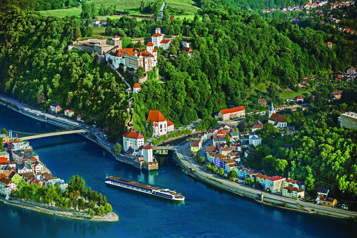 AMAWaterways Safe River Cruising